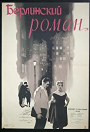 Eine Berliner Romanze Poster