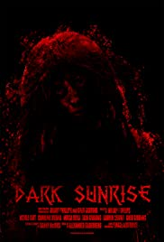 Dark Sunrise Poster