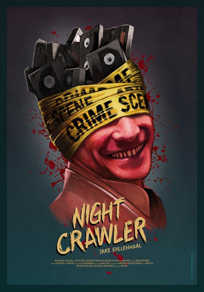Nightcrawler (2014) Dual Audio 720p BluRay [Hindi – English] Download
