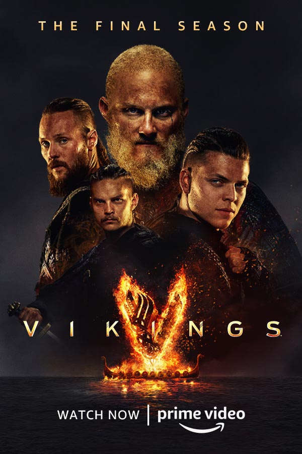 18+ Vikings Season 6 (2020) Part 2 Complete English TV Series 720p | 480p Web-DL x264 ESubs