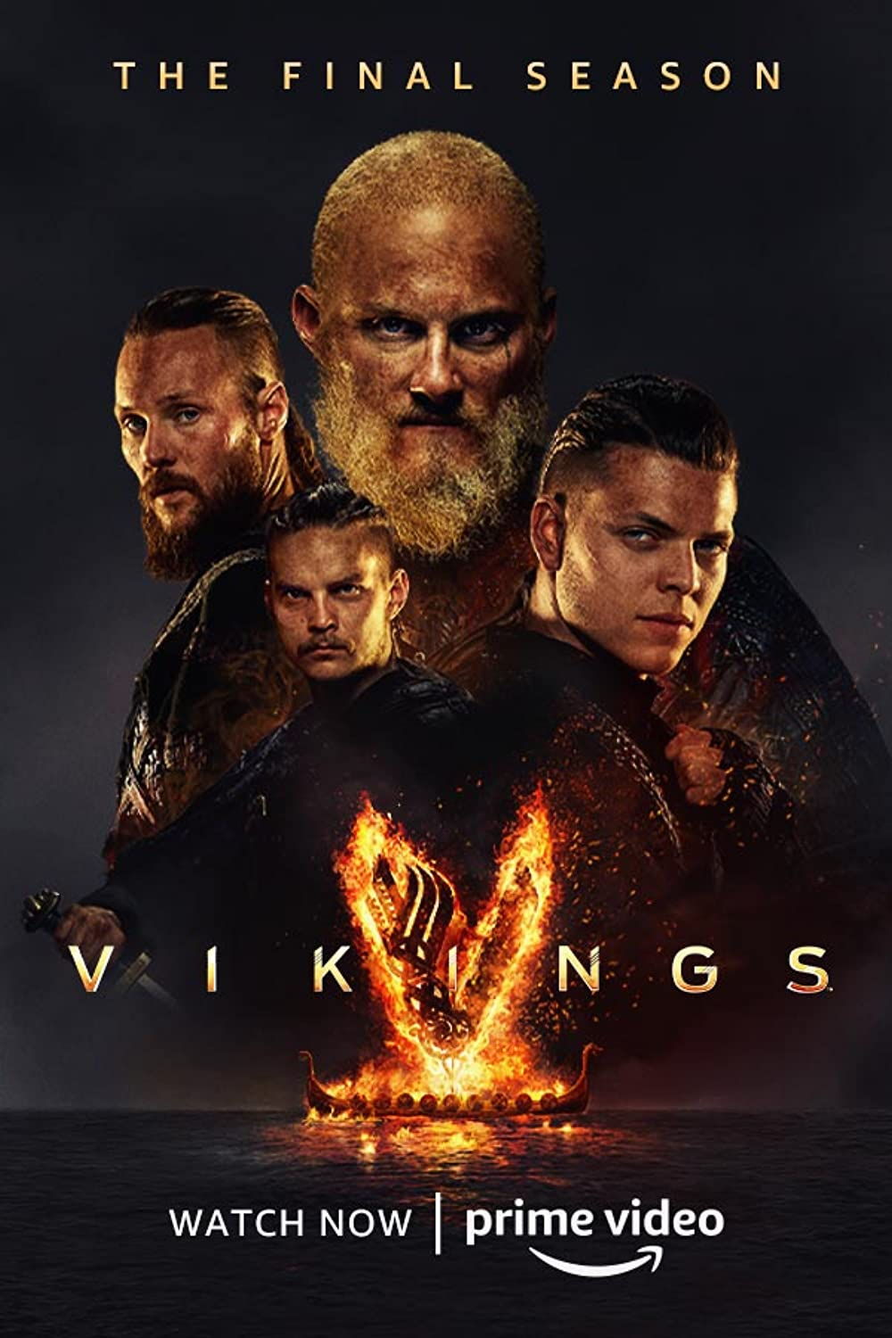 Vikings 2020 S06 Part 2 Hindi Dual Audio Complete NF Series 800MB HDRip Download