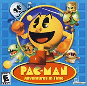 Smartmovie for pc free download Pac-Man: Adventures in Time [640x960]