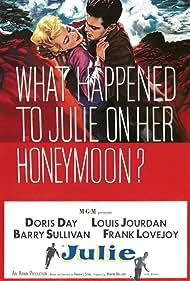 Julie (1956) Poster - Movie Forum, Cast, Reviews