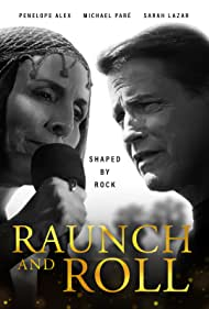 Michael Paré and Penelope Alex in Raunch and Roll (2021)