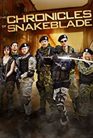 Henrik Pettersson, Anna Rydén, Andy Wadstein, and Henrick Rangsjö in The Chronicles of Snakeblade (2021)