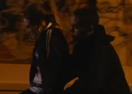 Hilary Duff and Evan Ross in Greta (2009)