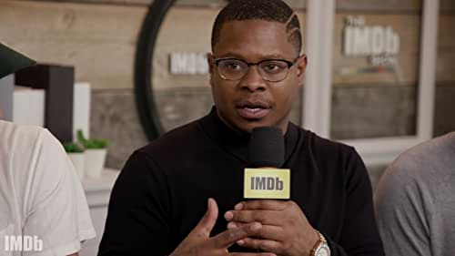 Jason Mitchell Lived With His 'Tyrel' Director and Castmates