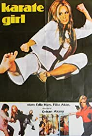 Filiz Akin in Karateci Kiz (1973)