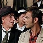Sergey Filippov and Archil Gomiashvili in 12 stulev (1971)