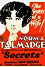 Secrets (1924) Poster
