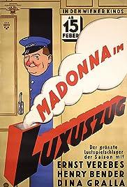Im Luxuszug Poster