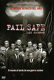 George Clooney, Harvey Keitel, Hank Azaria, James Cromwell, Richard Dreyfuss, Sam Elliott, Brian Dennehy, Noah Wyle, John Diehl, Norman Lloyd, and Bill Smitrovich in Fail Safe (2000)