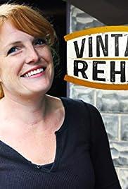 Vintage Rehab Poster