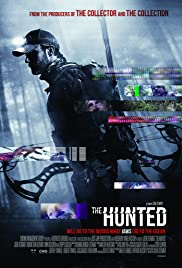 The Hunted - Avlanan 720p  izle