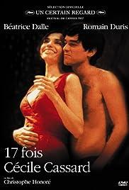 Seventeen Times Cécile Cassard