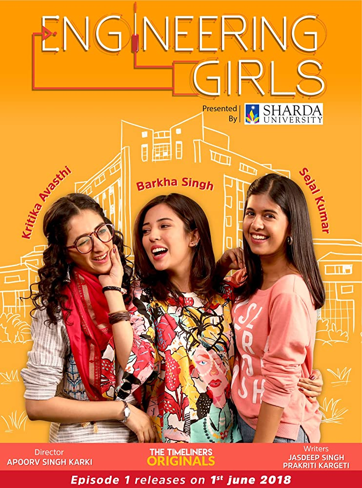Engineering Girls (2018) 720p S01 Hindi Complete Episodes [1-5] WEB-DL x264