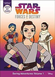 Movie Box Star Wars Forces of Destiny: Volume 1 [2160p]