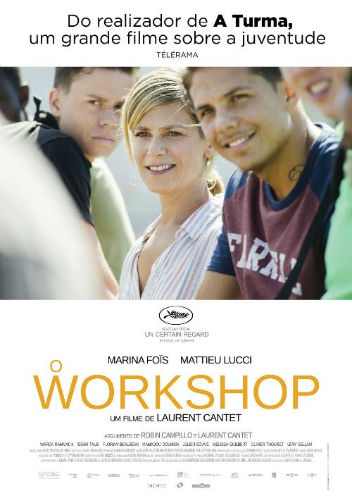 The Workshop (2017) - IMDb