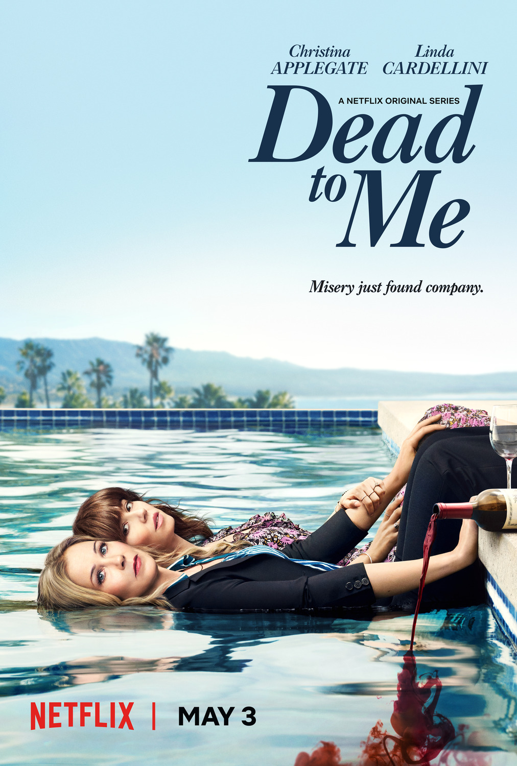 Dead To Me S01 In Hindi Dual Audio Complete 480p WEB-DL 900MB