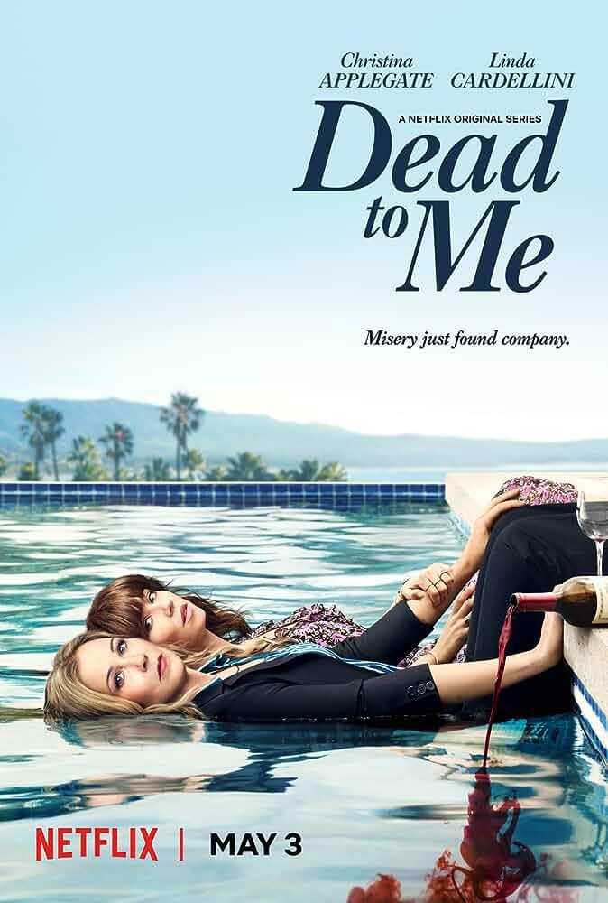 Dead to Me (2019) Season 1 Complete 480p NF HEVC HDRip x265 ESubs [Dual Audio] [Hindi or English] [550MB]