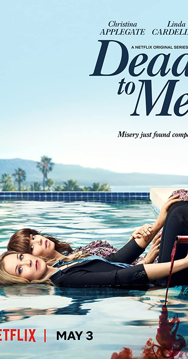 descarga gratis la Temporada 1 de Dead to Me o transmite Capitulo episodios completos en HD 720p 1080p con torrent
