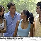 Emmanuelle Chriqui, Desmond Harrington, Jeremy Sisto, and Eliza Dushku in Wrong Turn (2003)