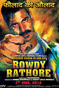 Akshay Kumar in Rowdy Rathore (2012)