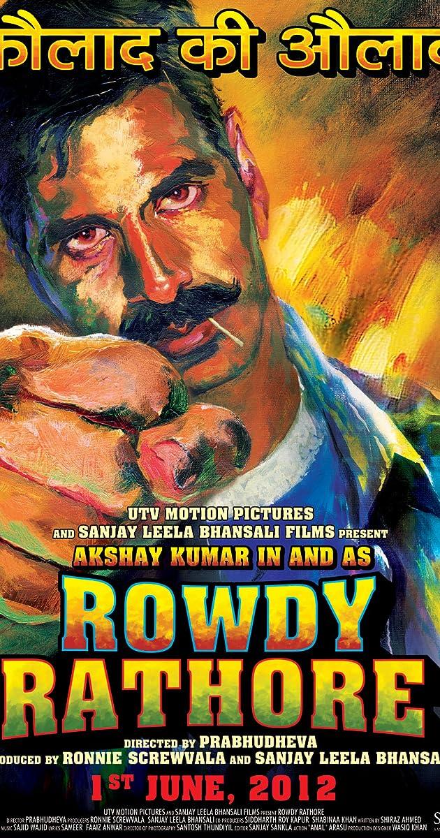 Rowdy Rathore (2012) - IMDb
