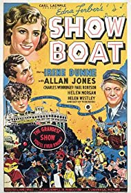 Irene Dunne, Allan Jones, Helen Morgan, and Charles Winninger in Show Boat (1936)