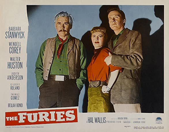 the furies 1950