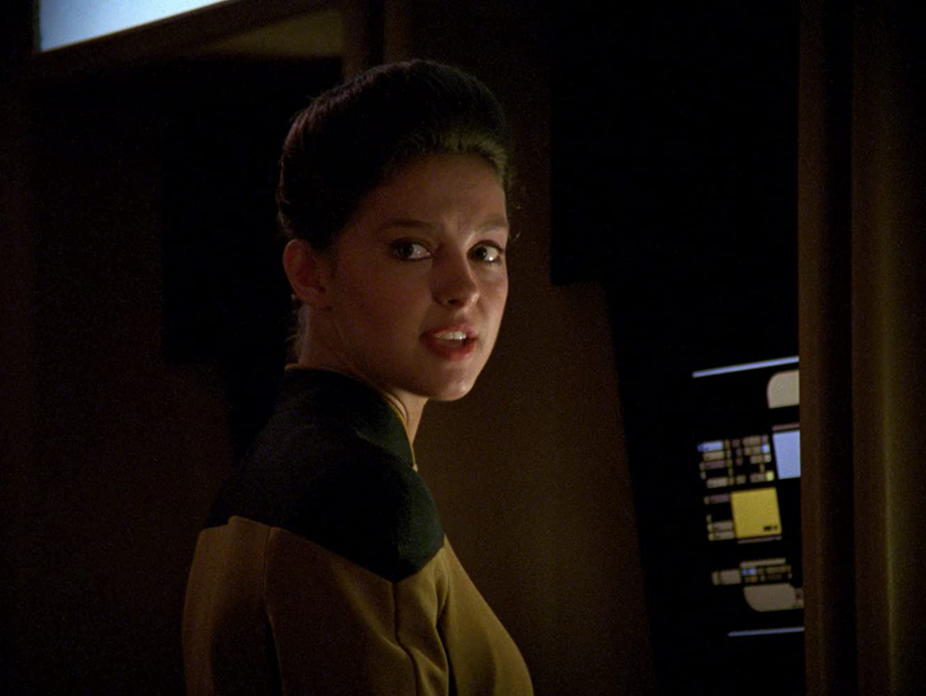 "Image result for ashley judd ""star trek the next generation"
