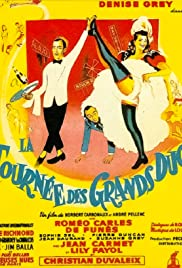 The Tour of the Grand Dukes Poster