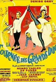 La tournée des grands Ducs Poster