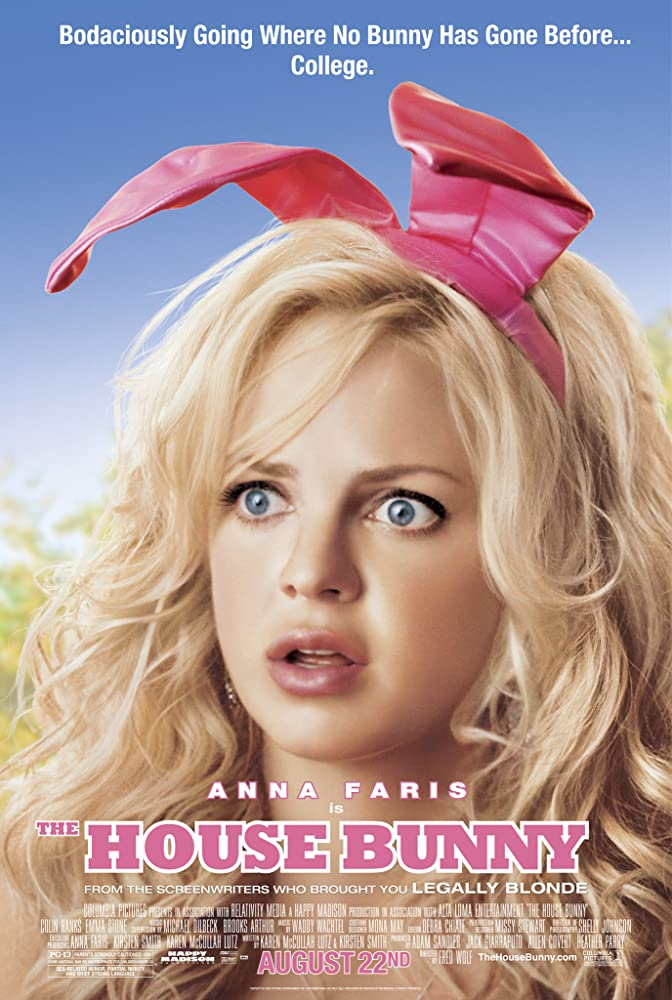 The House Bunny (2008) Hindi Dubbed 720p HDRIp Esubs DL