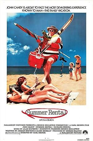 Movie Summer Rental (1985)