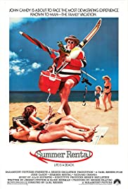 Summer Rental (1985) Poster - Movie Forum, Cast, Reviews