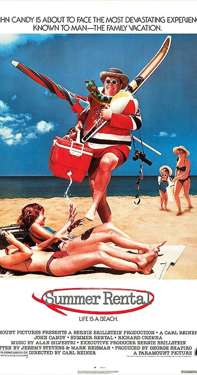 Summer Rental 1985 Imdb