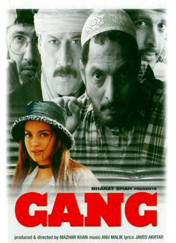 Gang (2000) Hindi 720p HDRip 900MB Download