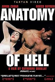 Amira Casar and Rocco Siffredi in Anatomie de l'enfer (2004)