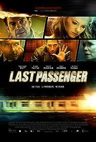 Lindsay Duncan, Dougray Scott, and Kara Tointon in Last Passenger (2013)