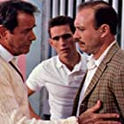 Matt Dillon, Richard Crenna, and Hector Elizondo in The Flamingo Kid (1984)