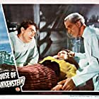 Boris Karloff, Anne Gwynne, and J. Carrol Naish in House of Frankenstein (1944)