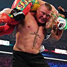Rey Mysterio and Brock Lesnar in WWE Survivor Series (2019)