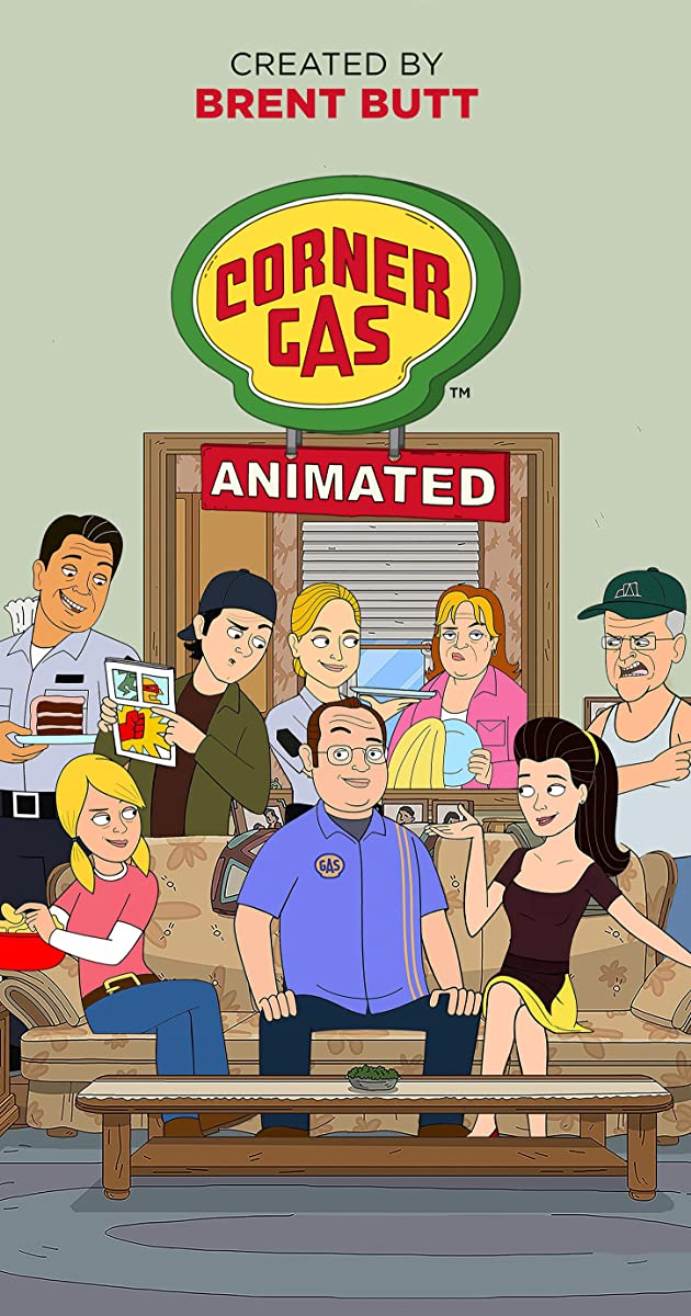 Download Corner Gas Animated or watch streaming online complete episodes of  Season 2 in HD 720p 1080p using torrent
