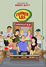 Corner Gas Animated Poster