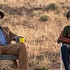 Giancarlo Esposito and Graham Verchere in Stargirl (2020)