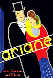 Ariane, jeune fille russe Poster
