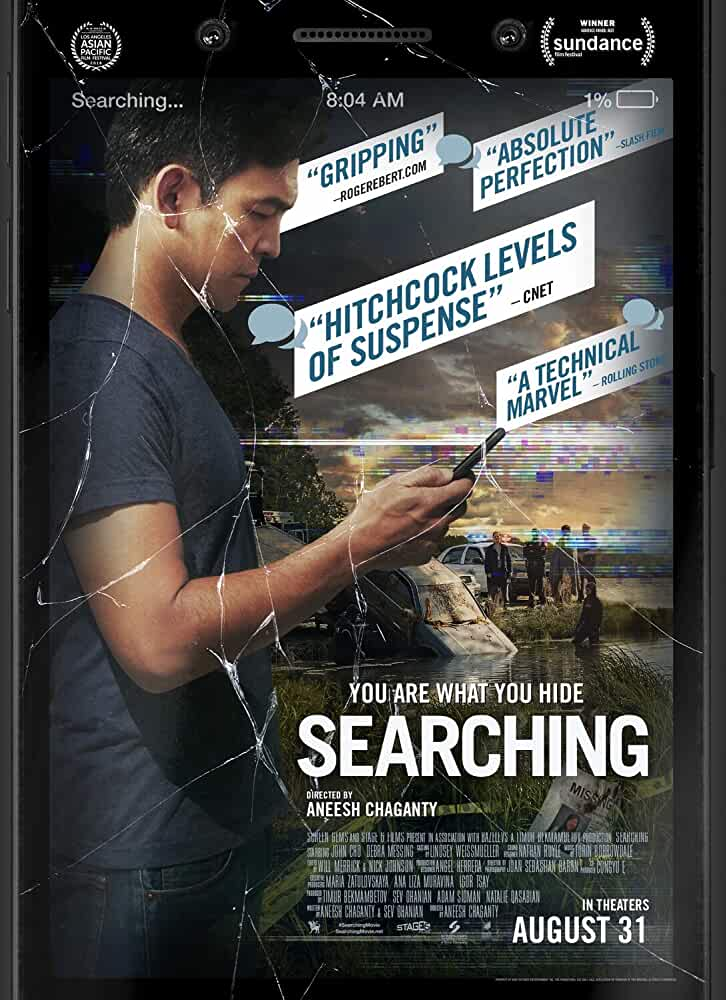 Searching (2018) 720p Web-Dl HD – Recomnded