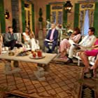Andy Cohen, Austen Kroll, Cameran Eubanks, Chelsea Meissner, Shep Rose, Craig Conover, Kathryn Dennis, Naomie Olindo, and Ashley Jacobs in Southern Charm (2013)