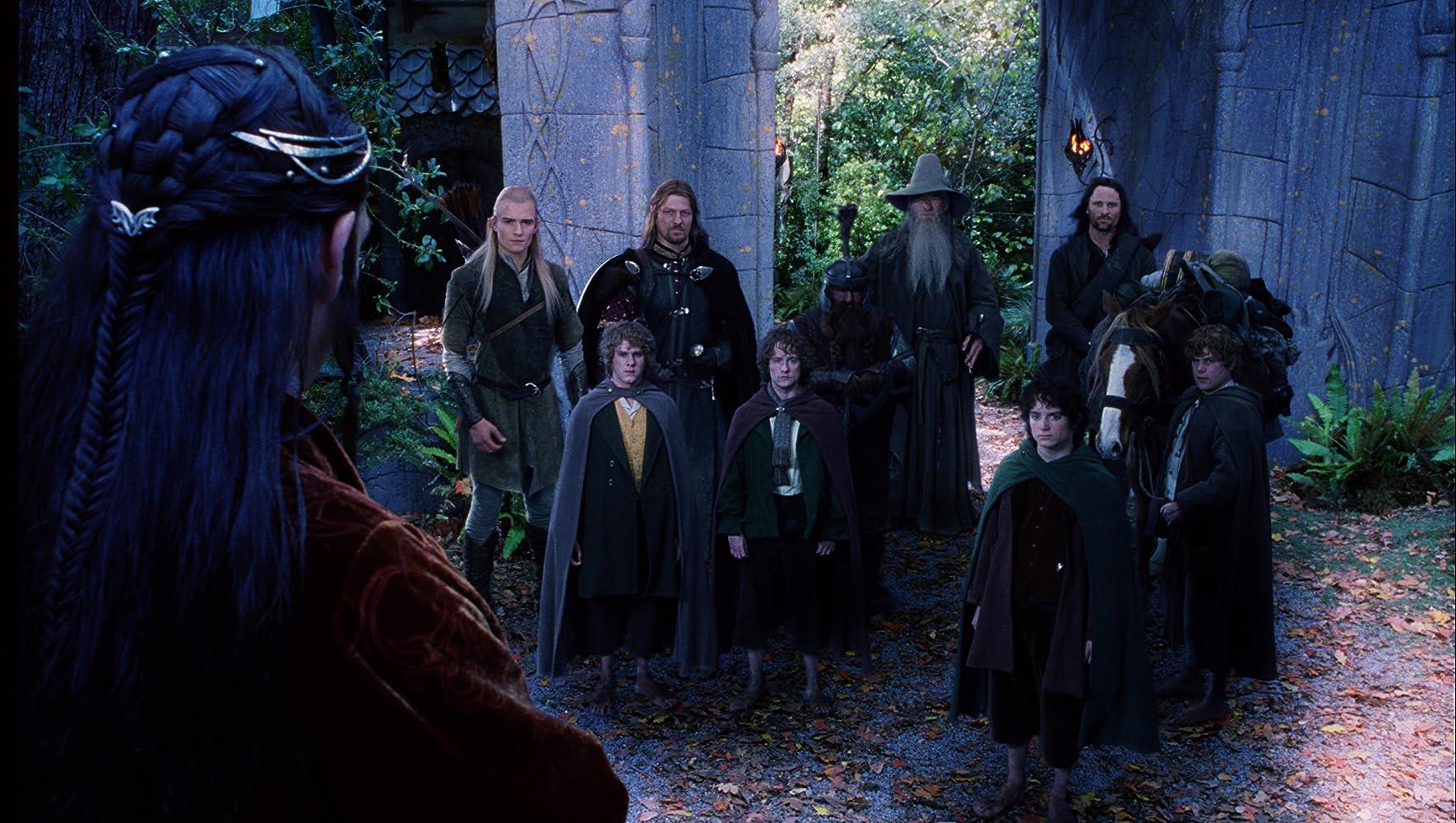 Stapânul Inelelor Fratia Inelului (2001) Online Subtitrat